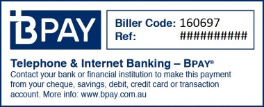 03B Biller Code Horizontal Artwork - Accepts Credit Cards Artwor